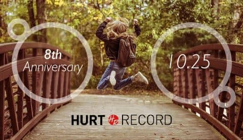 著作権フリーBGM配布サイト HURT RECORD : 8周年記念