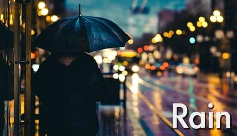 著作権フリーBGM(音楽) Vol.21「雨」