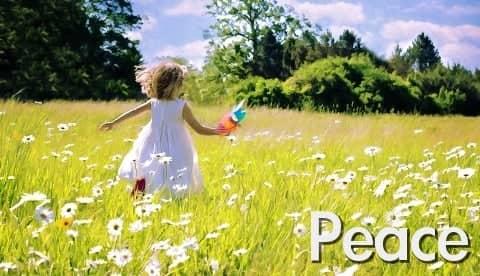 著作権フリーBGM(音楽) Vol.57「平和」